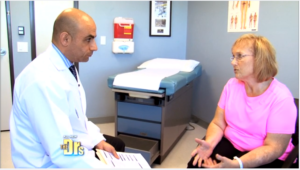Dr. Melamed The Doctors Chronic Back Pain